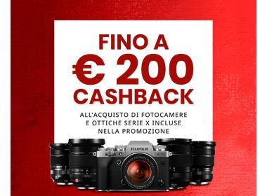 Fujifilm Cashback estate 2021