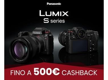 Lumix S Cashback winter 2021